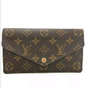 Louis Vuitton Monogram Portefeuille Jeanne Wallet